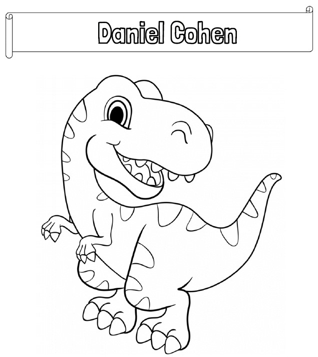 Free Personalized Name Coloring Pages Coloring Pages Online