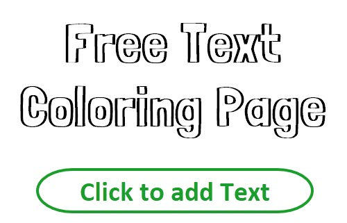 free text coloring